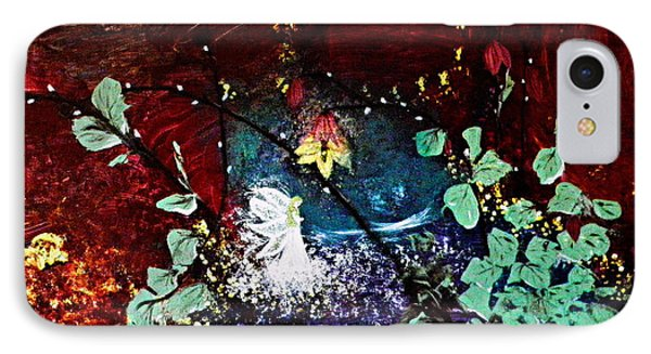 A Midsummer Night's Dream IPhone Case by Sherry Flaker