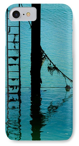 IPhone Case featuring the photograph A Modicum Of Maritime Minimalism by Chris Lord