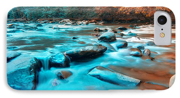 A Moment In The Great Smoky Mountains Phone Case by Rich Leighton