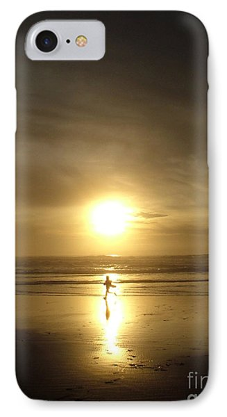 A Moment In The Sun Phone Case by Nick Gustafson