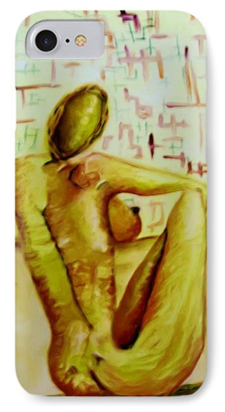 A Moment In Time IPhone Case by Shelley Bain