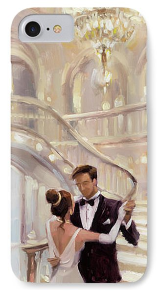 Magician iPhone 7 Case - A Moment In Time by Steve Henderson
