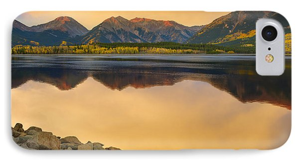 A Moment In Time IPhone Case by Tim Reaves