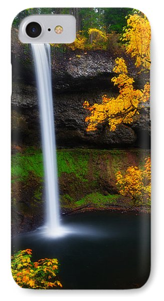 A Moment Of Silence IPhone Case by Darren  White