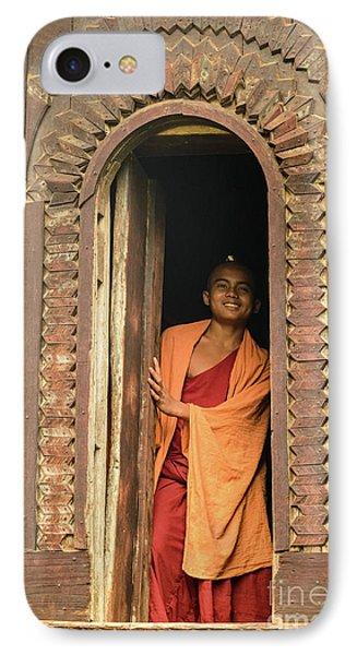 A Monk 4 IPhone 7 Case