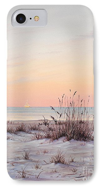 A Morning Stroll IPhone Case by Joe Mandrick