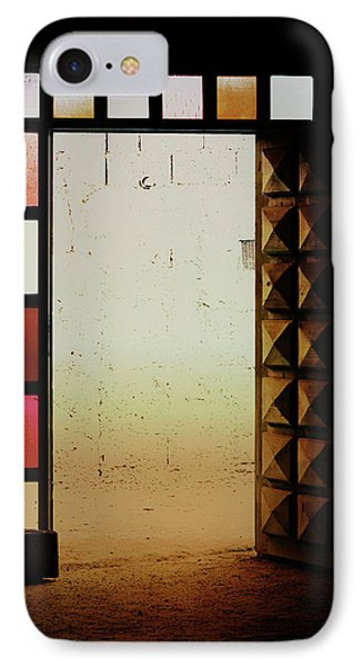 A Moroccan Doorway  IPhone Case by Tom Gowanlock