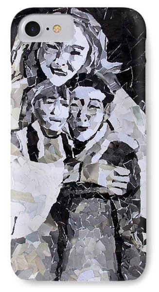 A Mother's Love IPhone Case by Shana Rowe Jackson
