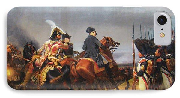A Napoleonic War At Versailles IPhone Case by Al Bourassa