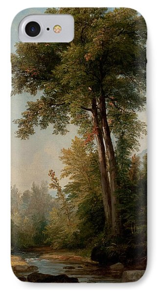 A Natural Monarch IPhone Case by Asher Brown Durand