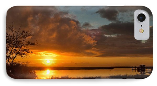 IPhone Case featuring the photograph A New Beginning by Laura Ragland