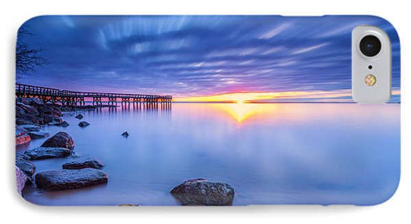 IPhone Case featuring the photograph A New Dawn by Edward Kreis
