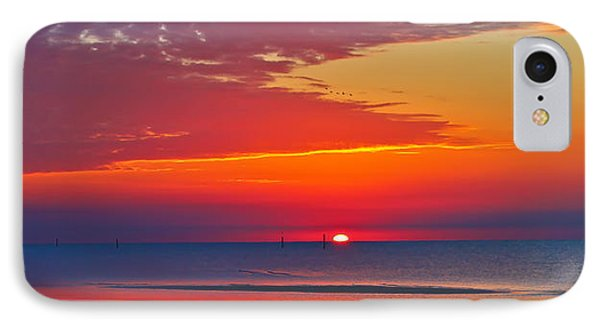 A New Day IPhone Case by Brian Wright