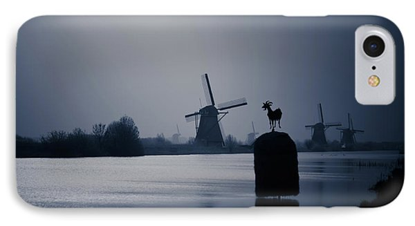 A Nice View IPhone Case by Jill Smith