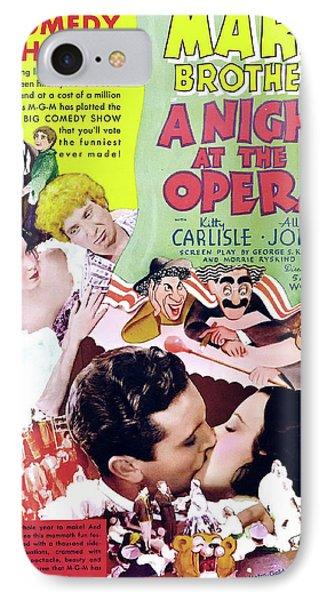 A Night At The Opera 1935 IPhone Case