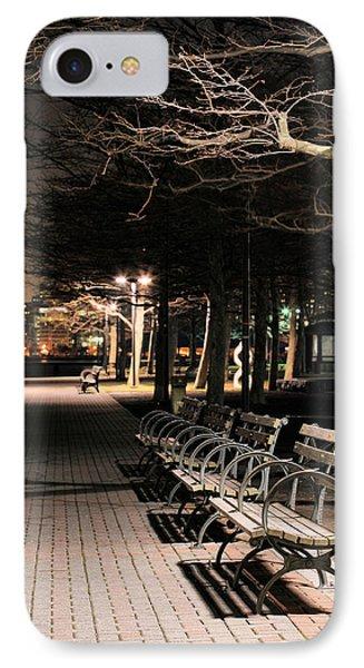 A Night In Hoboken Phone Case by JC Findley
