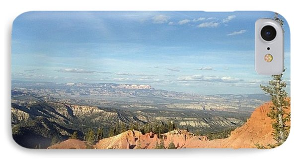 A Perfect Spot At Bryce Canyon IPhone Case