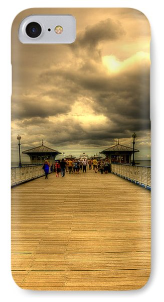 A Pier Phone Case by Svetlana Sewell