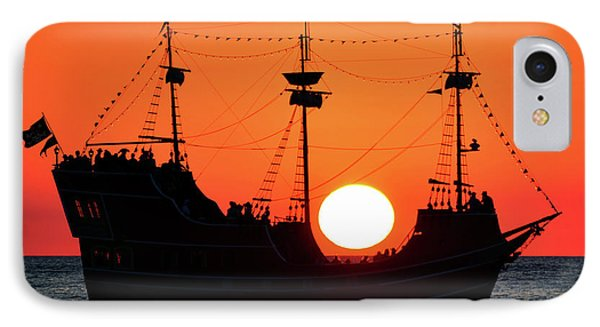 A Pirate Life IPhone Case