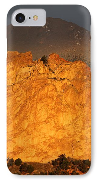 A Place In The Sun IPhone Case by Eric Glaser