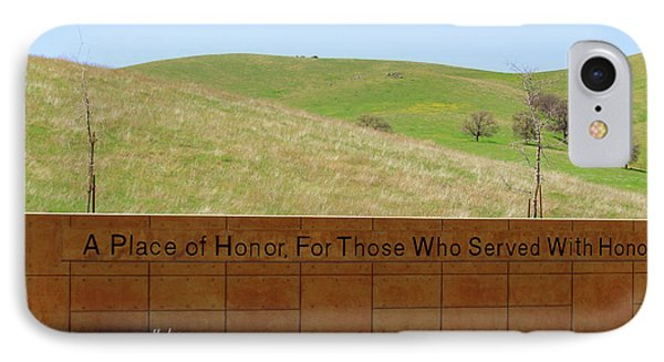 A Place Of Honor IPhone Case