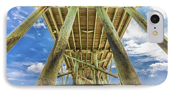 IPhone Case featuring the photograph A Place To Chill by Paula Porterfield-Izzo