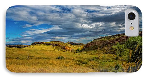 A Place To Hike IPhone Case by Jon Burch Photography