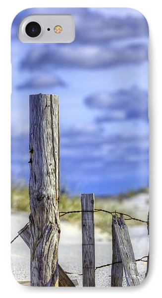 A Posting From Panama City Beach IPhone Case by JC Findley