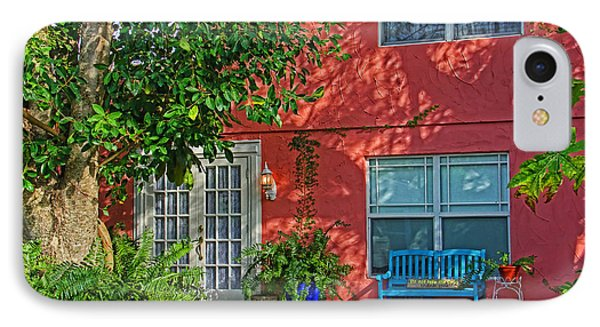 A Quiet Respite IPhone Case by HH Photography of Florida