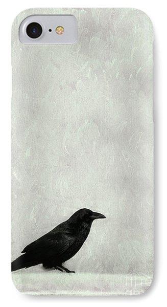 A Raven IPhone Case