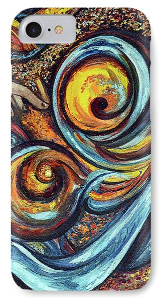 A Ray Of Hope Phone Case by Harsh Malik