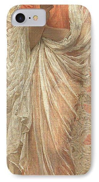 A Reader Phone Case by Albert Joseph Moore
