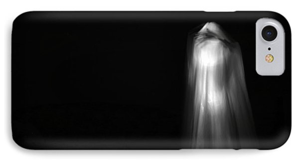 A Real Ghost Photo Phone Case by Michael Ledray