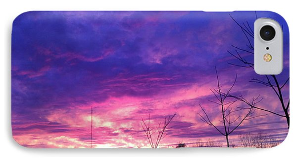 A Real Sunset IPhone Case by Randi Shenkman