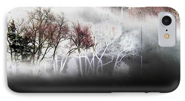 IPhone Case featuring the photograph A Recurring Dream by Steven Huszar