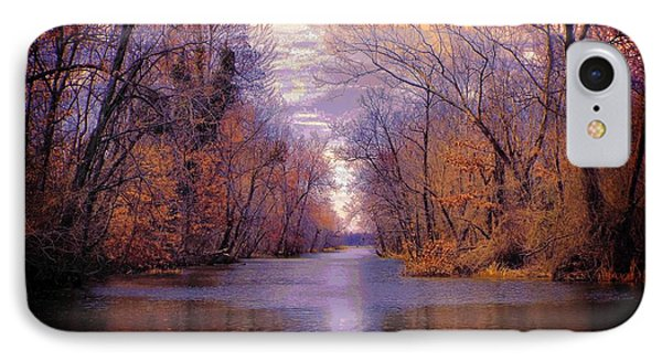 A Reelfoot Bayou IPhone Case by Julie Dant