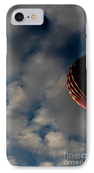 A Rise Above The Clouds IPhone Case by Victory  Designs