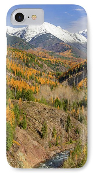 A River Runs Through It IPhone Case by Jack Bell