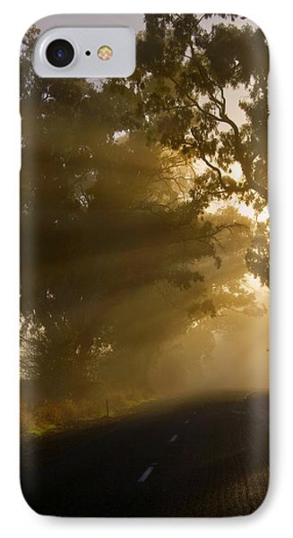 A Road Less Traveled Phone Case by Mike  Dawson