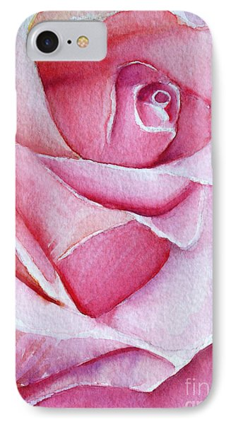 A Rose For You IPhone Case by Allison Ashton