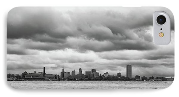A Rotten Day In Buffalo  9230 Phone Case by Guy Whiteley