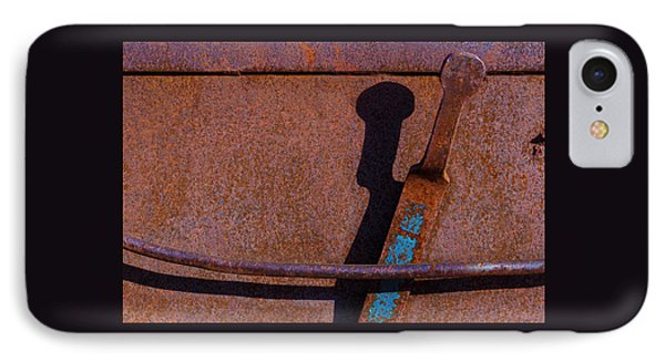 A Rusted Development II IPhone Case by Paul Wear