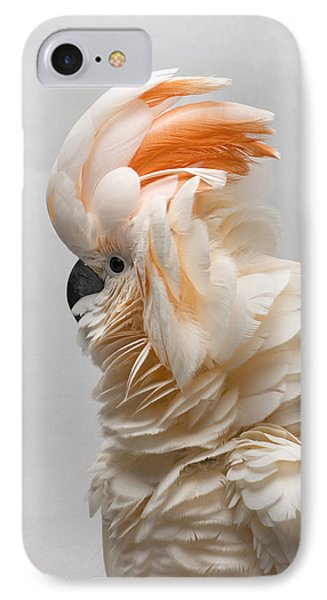 A Salmon-crested Cockatoo IPhone 7 Case