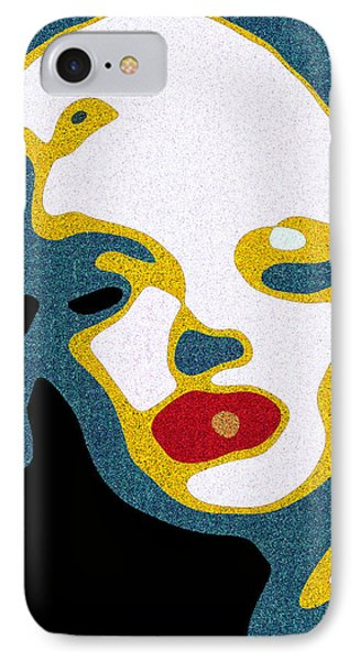 A Sexy Glance IPhone Case by Pedro L Gili