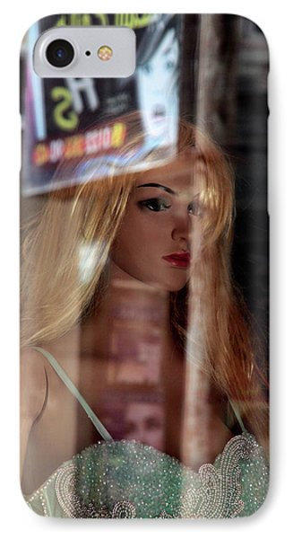 A Shadow Of Me IPhone Case by Jez C Self