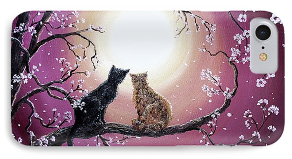 A Shared Moment IPhone Case by Laura Iverson