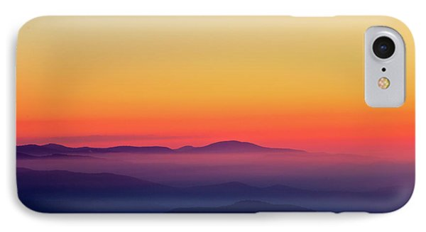 IPhone Case featuring the photograph A Simple Sunrise by Douglas Stucky