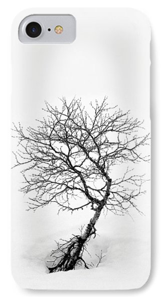 A Simple Tree IPhone Case