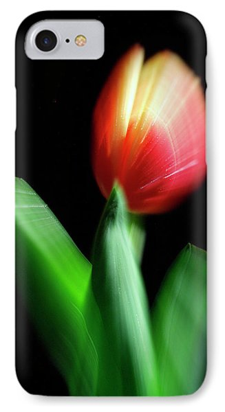 A Single Bloom Phone Case by Frederic A Reinecke