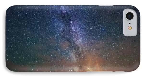 A Sky Full Of Stars IPhone Case by Tor-Ivar Naess